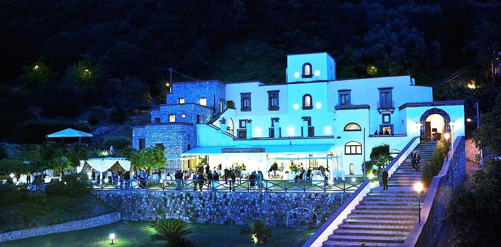Villa della porta dimora storica vico equense napoli - Hotel della porta ...