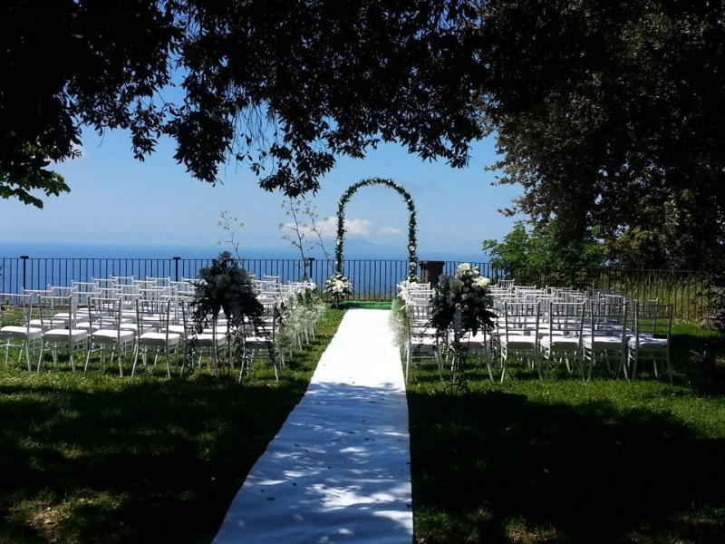 Camaldoli Napoli Villa Ricevimenti