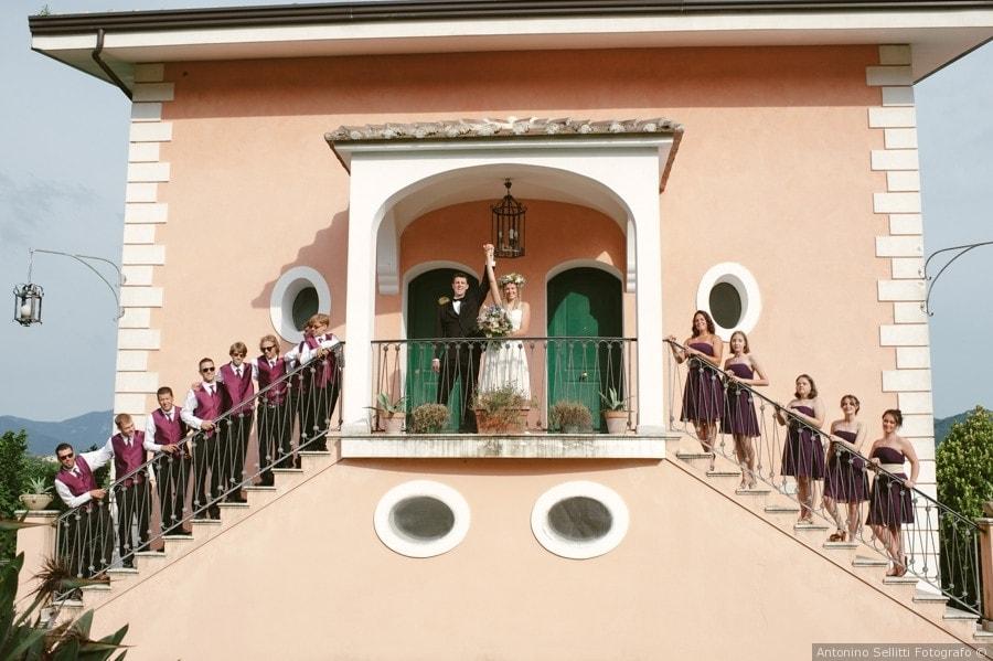 Villa San Cipriano Matrimonio
