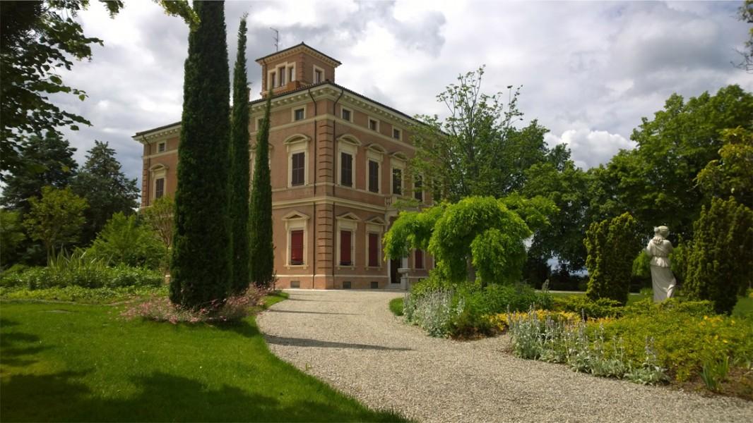 Matrimonio In Villa Con Chiesa Consacrata