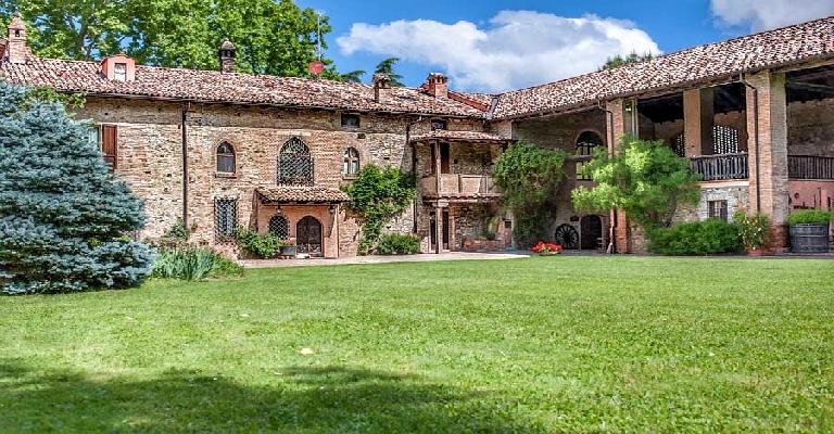 Matrimonio Rustico Parma : Residenze d epoca dimore storiche ville castelli e