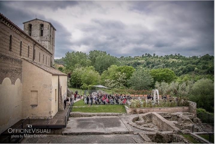Matrimonio Ponzano Romano : Abbazia di sant andrea in flumine ponzano romano