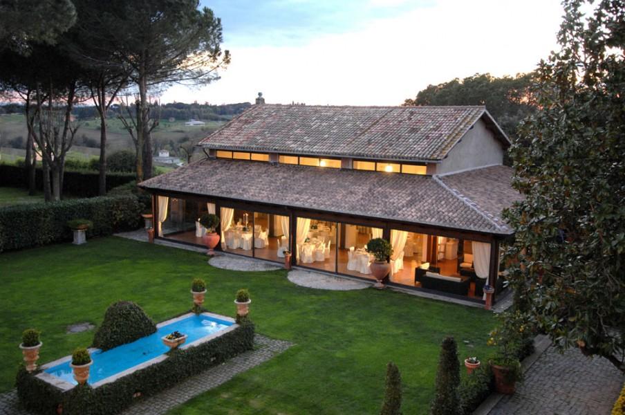 Villa Olgiata Roma