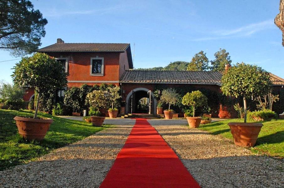 Nemi Roma Villa Delle Querce