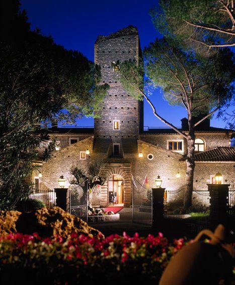 Castello della castelluccia wedding