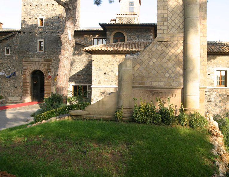 CASTELLO DELLA CASTELLUCCIA - Castle Roma Lazio | Meeting and conference