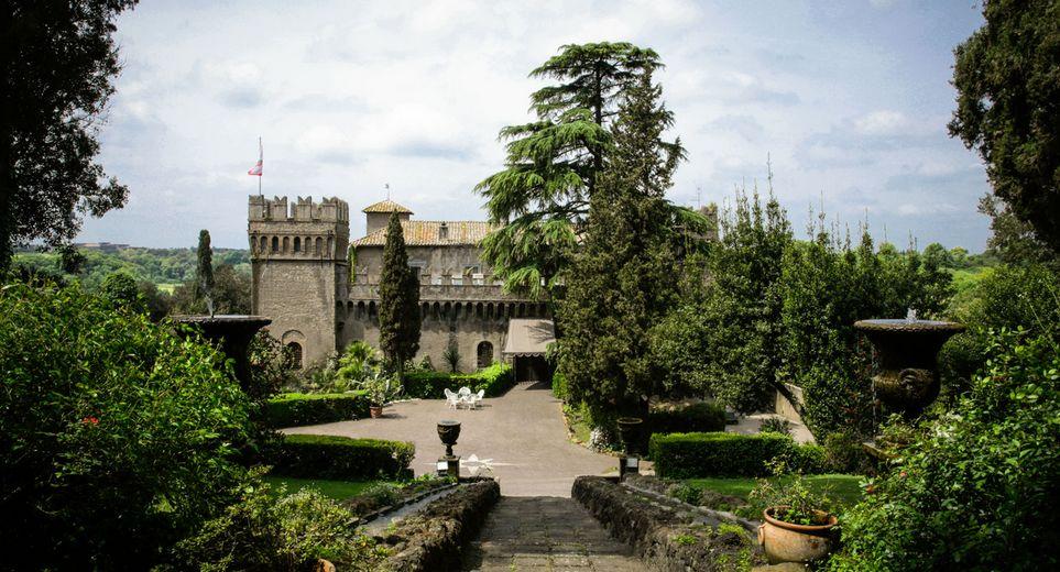 Castello di torcrescenza castello roma lazio matrimoni for Affitto castello roma