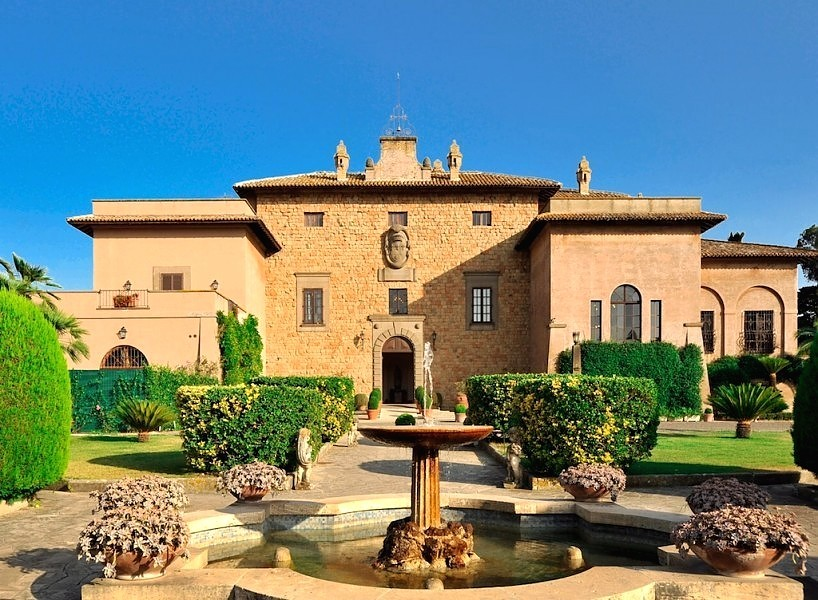 Villa Nazareth A Roma