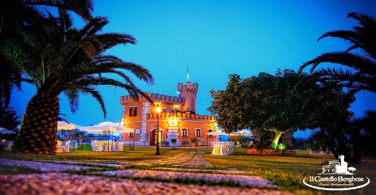 Matrimoni latina location per matrimoni e ricevimenti latina for Affitto castello roma