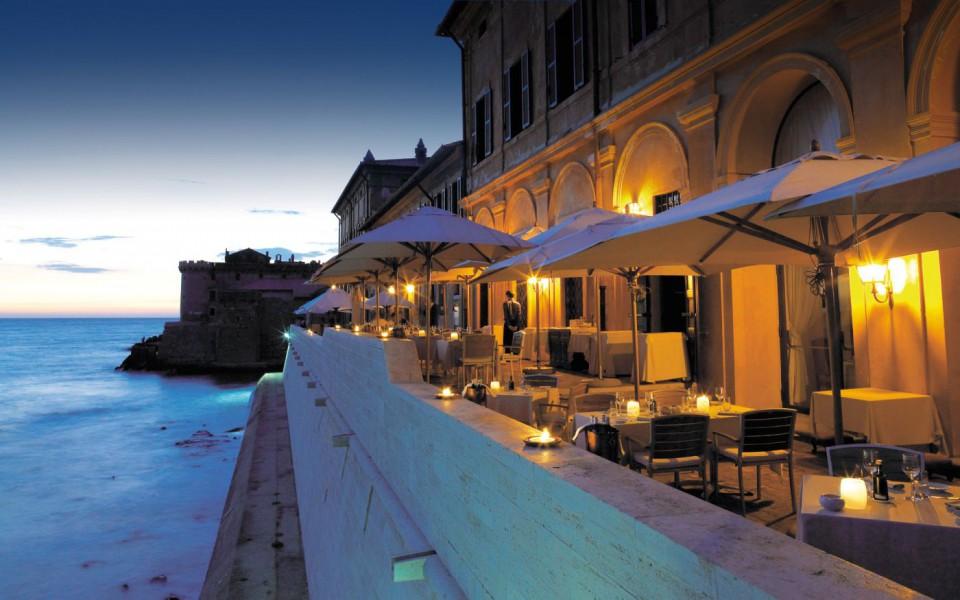 La posta vecchia luxury villa palo laziale ladispoli for La vecchia roma ristorante roma