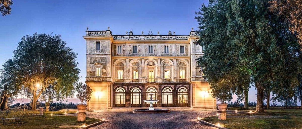 Park Hotel Villa Rome