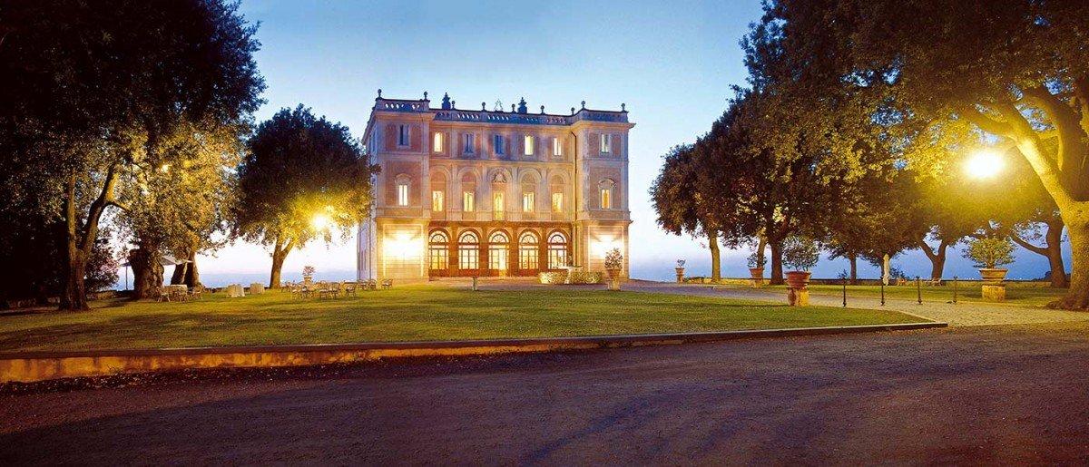 Hotel Villa Grazioli Grottaferrata Roma