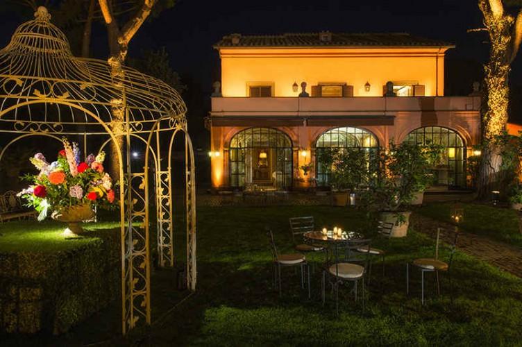 Relais appia antica villa roma lazio meeting e congressi for Ville in vendita appia antica