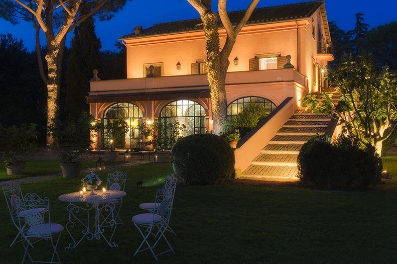 Villa Quintili Roma Rm