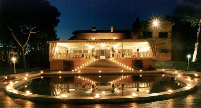 Villa Majestic Dafne Roma