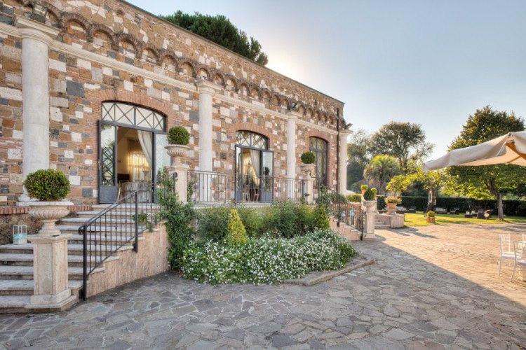 Villa Dei Quintili Matrimonio