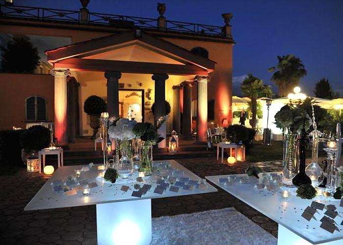 Villa Dei Quintili Matrimonio Prezzi