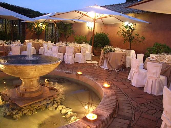 Villa Lidia Roma Matrimonio