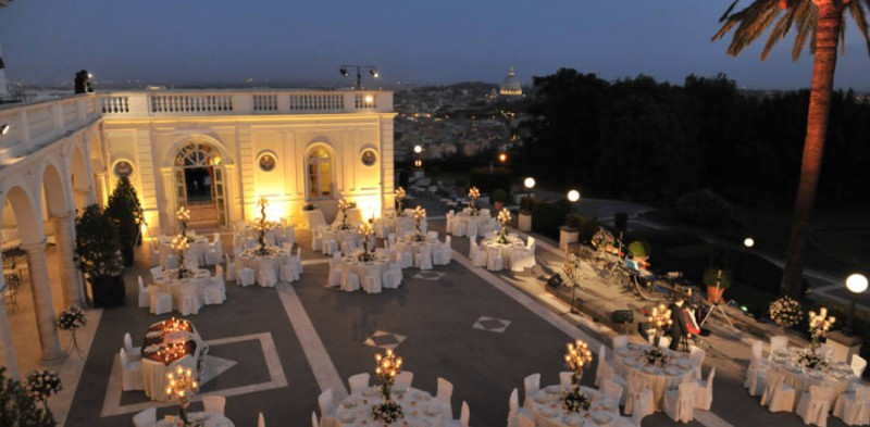 Villa Miani Dimora Storica Roma Lazio Matrimoni E