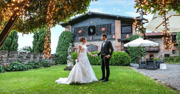 095cfdf9177e Matrimonio in castello Lombardia