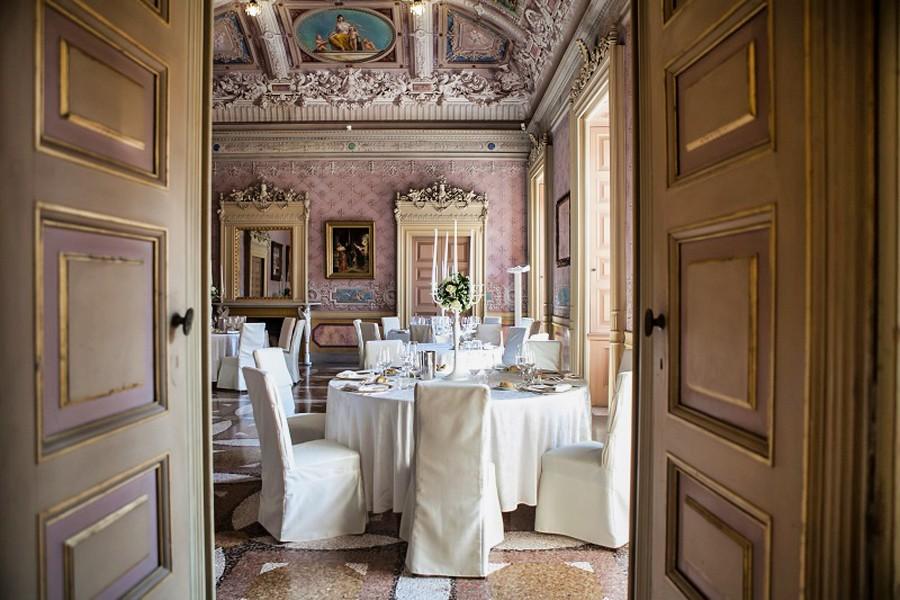 VILLA CAROLI ZANCHI - Villa Stezzano (Bergamo) Lombardia