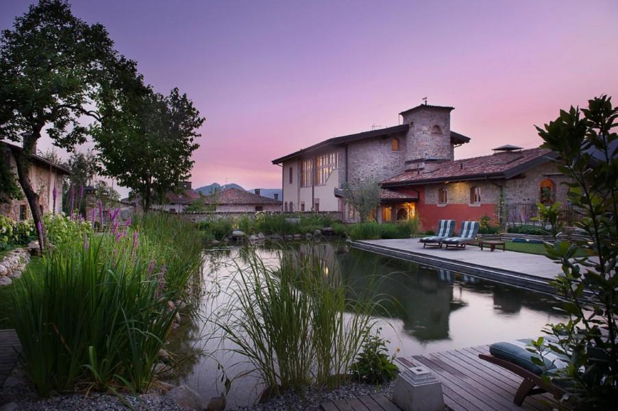 Villa dei campi villa gavardo brescia lombardia for Boutique hotel villa dei campi gavardo