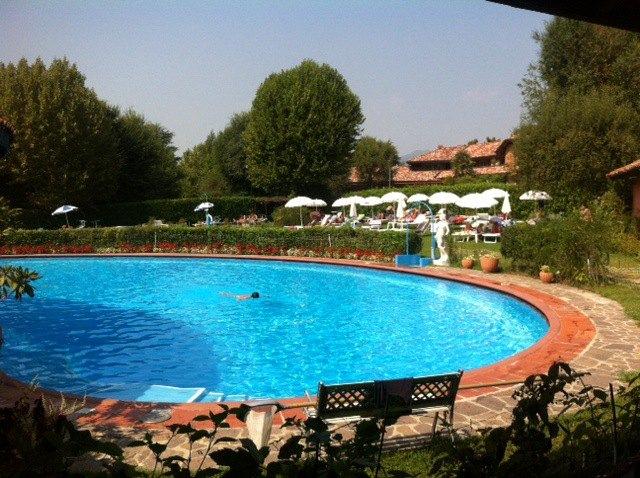 La casupola antico casale bosisio parini lecco - Bosisio parini piscina ...