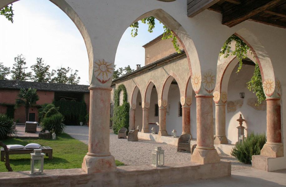 Location Matrimonio Bassano Romano : Convento dell annunciata dimora storica medole mantova