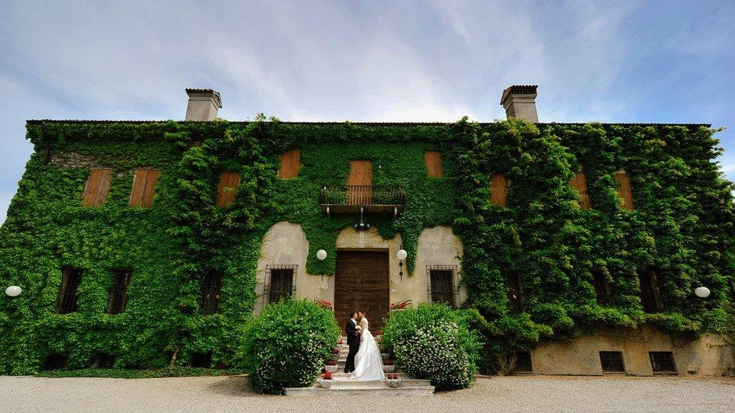 Location Matrimonio Rustico Lombardia : Villa schiarino lena porto mantovano mantova