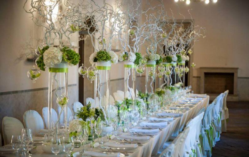 Composizioni floreali da tavolo - Tavolo zed riflessi costo ...
