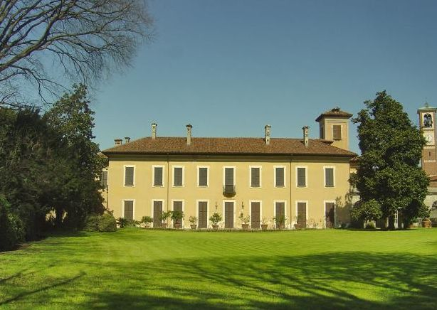 Villa rescalli villoresi villa busto garolfo milano for Villa villoresi