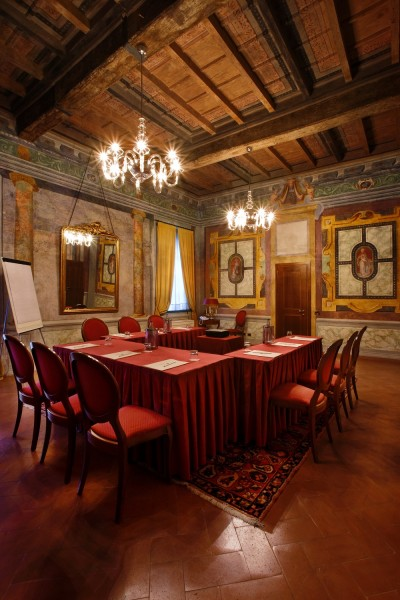Villa torretta luxury villa sesto san giovanni milan for Villa torretta