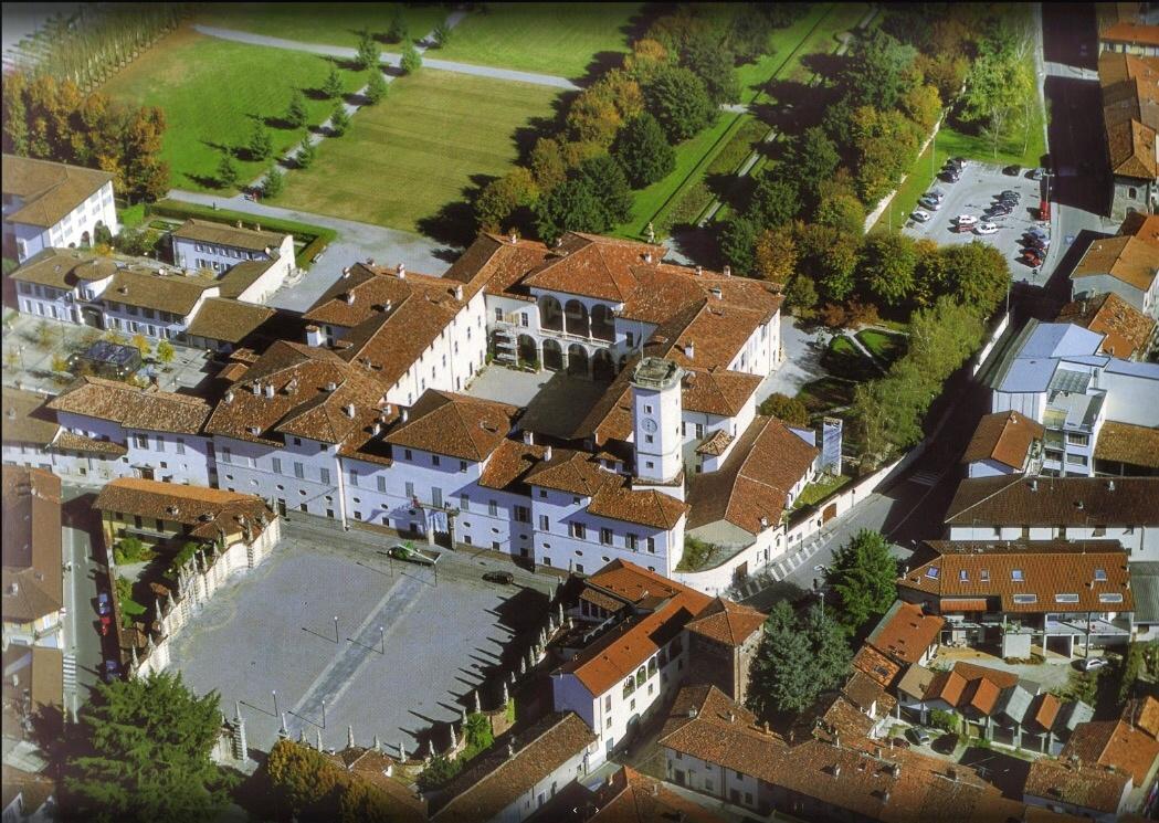 Hotel parco borromeo villa cesano maderno monza brianza