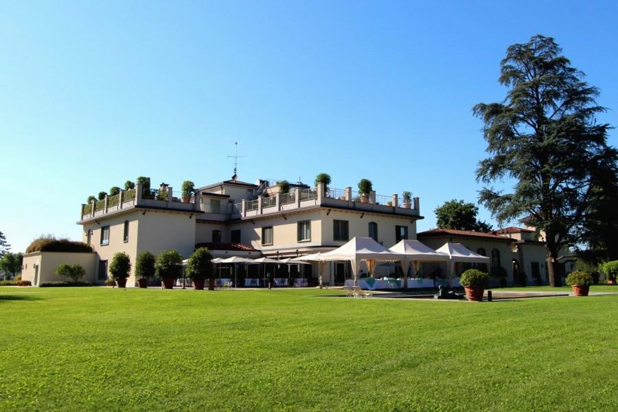 Villa Necchi Molino D Isella