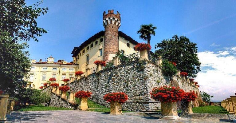 Matrimoni biella location per matrimoni e ricevimenti biella - Castello di casanova elvo ...