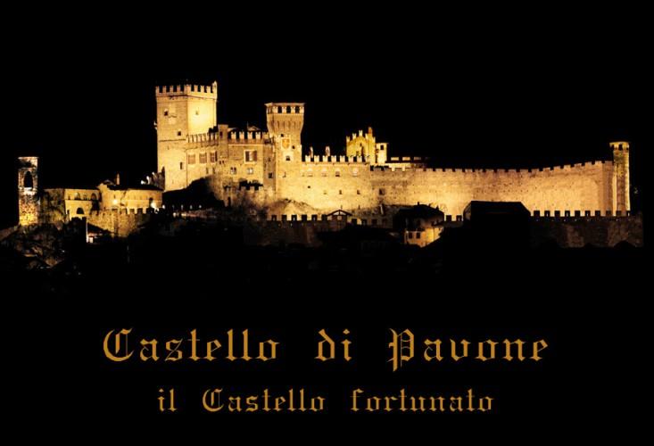 CASTELLO DI PAVONE - Castello Pavone Canavese (Torino) Piemonte ...