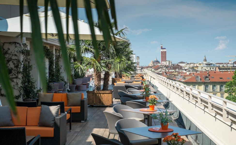 Turin palace hotel ancient palace torino piedmont for Hotels turin
