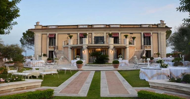 Ville Per Matrimoni Messina