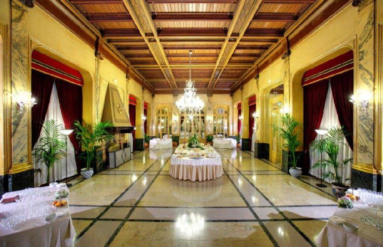 Grand Hotel Des Palmes Palermo