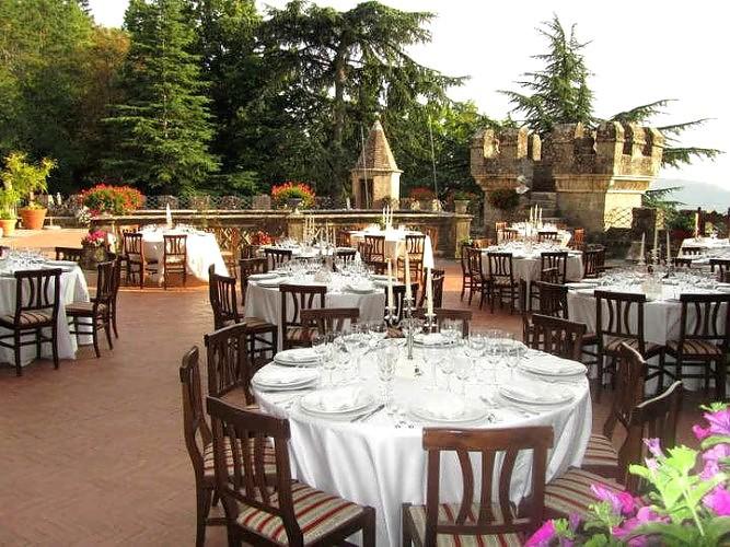 Matrimoni Vip Toscana : Castello di valenzano subbiano arezzo toscana