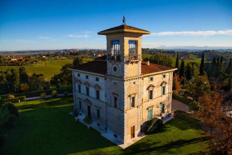 Ville Matrimoni Arezzo