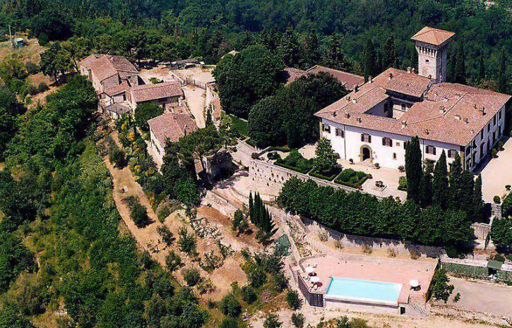 Matrimoni Toscana Firenze : Castello vicchiomaggio greve in chianti