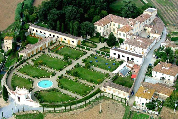 Giardino di travalle dimora storica calenzano firenze - Oltre il giardino torrent ita ...