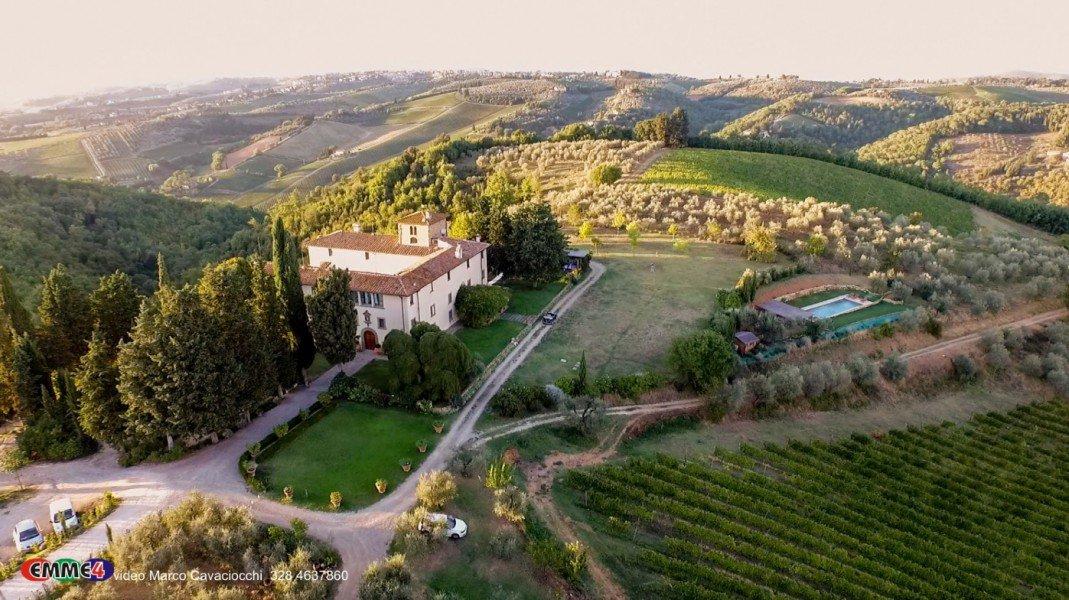 Matrimoni Toscana Firenze : Villa il mocale montefiridolfi san casciano in