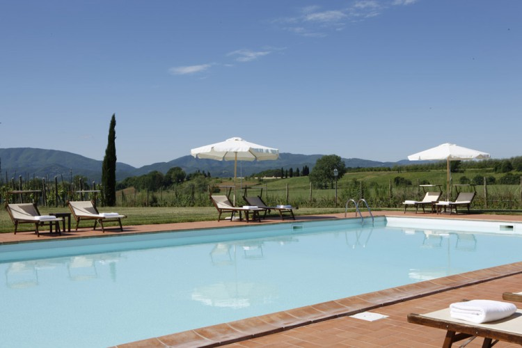 Monsignor della casa resort borgo san lorenzo firenze toscana vacanze e weekend - Piscina borgo san lorenzo ...