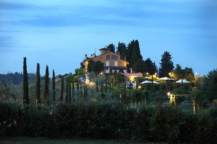 Location Matrimonio Toscana : Villa il petriccio montespertoli firenze toscana