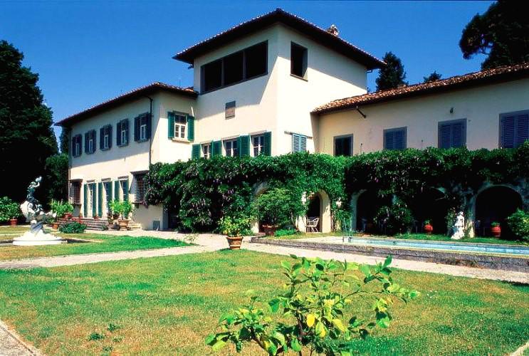 Villa Firenze Menu