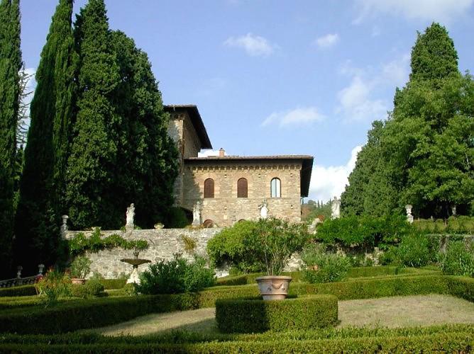 Villa peyron villa fiesole firenze toscana meeting e for Villas firenze