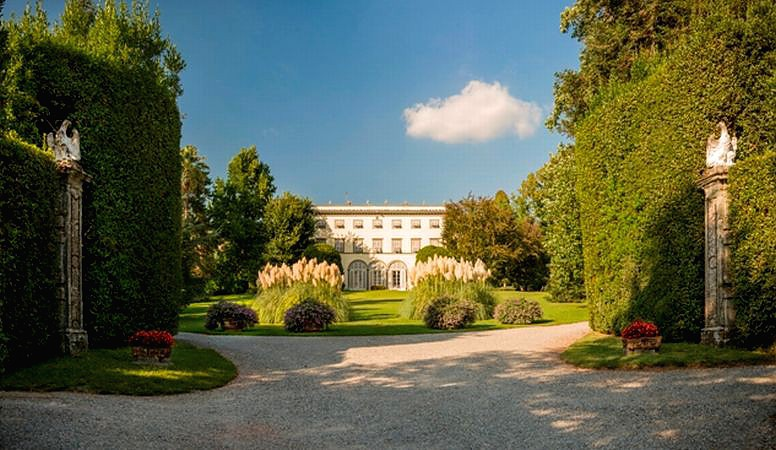 Car Connection Inc >> VILLA GRABAU - Historic hotel San Pancrazio, Lucca Tuscany | Weddings and events