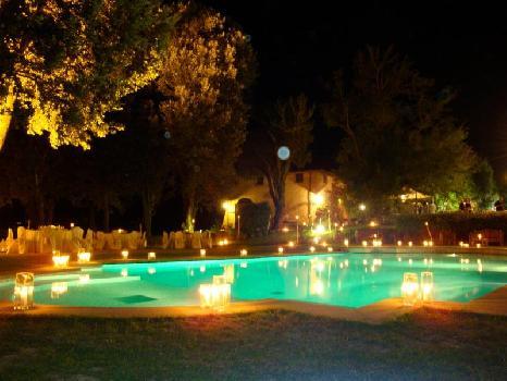 Pieve de pitti villa terricciola pisa toscana for Candele per piscina